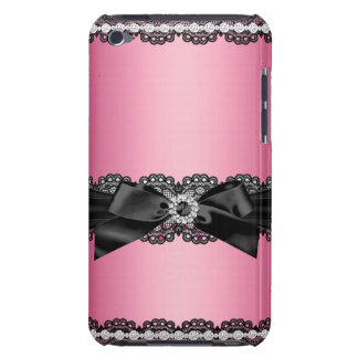 Lace and bow case