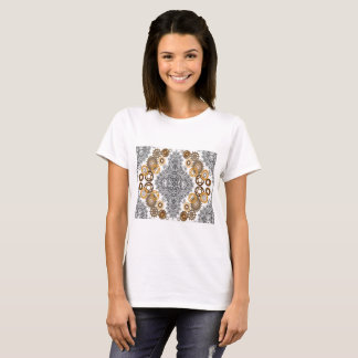 Lace and Gears Ladies T-Shirt
