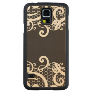 Lace background 1 maple galaxy s5 case