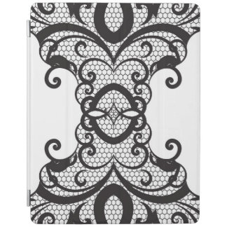 Lace background 2 iPad cover