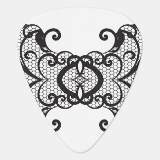Lace background 2 plectrum