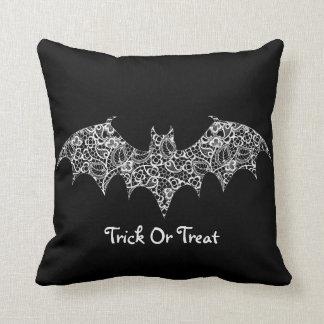 Lace bat cushion