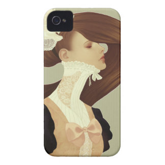 'Lace' Blackberry Bold 9700/9780 Case iPhone 4 Covers