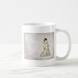 Lace Bride Basic White Mug