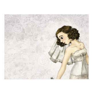 Lace Bride Custom Flyer