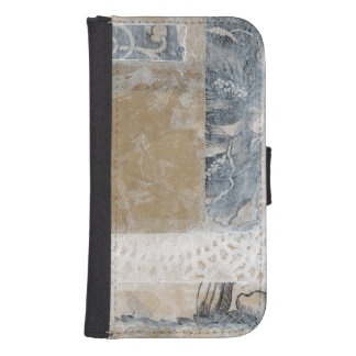 Lace Collage II Samsung S4 Wallet Case