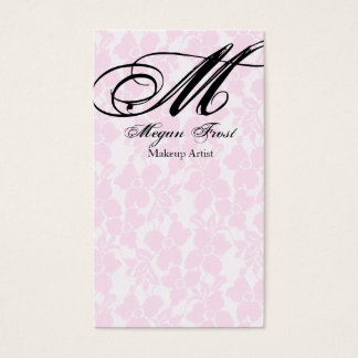 lace customize your monogram