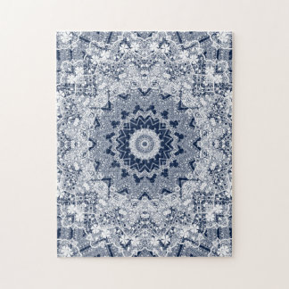 Lace decoration jigsaw puzzle