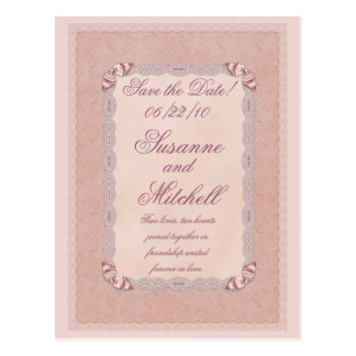 Lace Elegance Post Cards