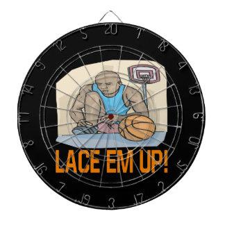 Lace Em Up 3 Dart Board