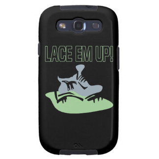 Lace Em Up Galaxy SIII Cases
