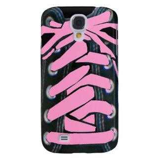 Lace ' em Up Galaxy S4 Case