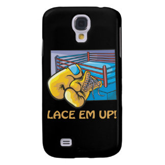 Lace Em Up Galaxy S4 Cover