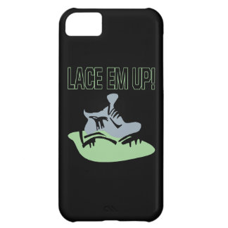 Lace Em Up iPhone 5C Cover