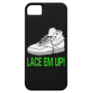 Lace Em Up Case For The iPhone 5