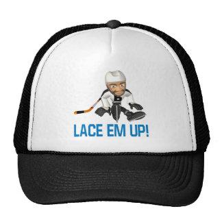 Lace Em Up Hat