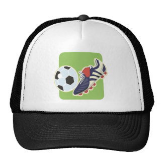 Lace Em Up Trucker Hats