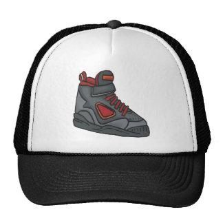Lace Em Up Mesh Hat