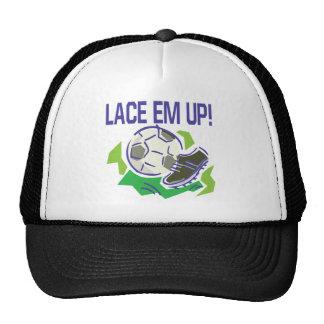 Lace Em Up Hats