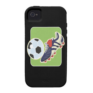 Lace Em Up iPhone 4 Cover