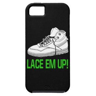 Lace Em Up iPhone 5 Case