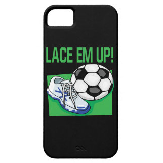 Lace Em Up iPhone 5 Cover