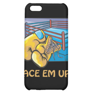 Lace Em Up Case For iPhone 5C