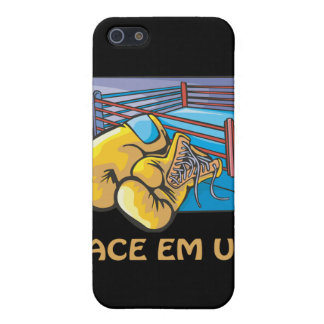 Lace Em Up Cover For iPhone 5