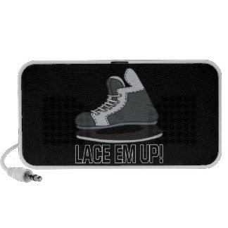 Lace Em Up Mp3 Speakers
