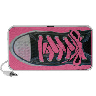 Lace em Up Portable Speakers