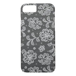 Lace fabric pattern 1 iPhone 8/7 case