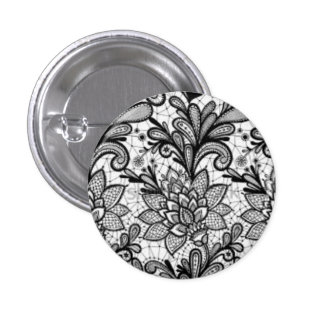 Lace Pasttern Button