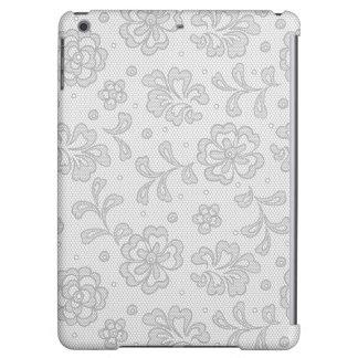 Lace pattern, flower vintage 1