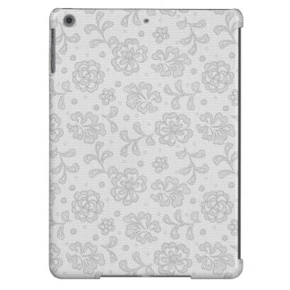 Lace pattern, flower vintage 1 case for iPad air