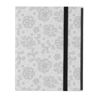 Lace pattern, flower vintage 1 case for iPad