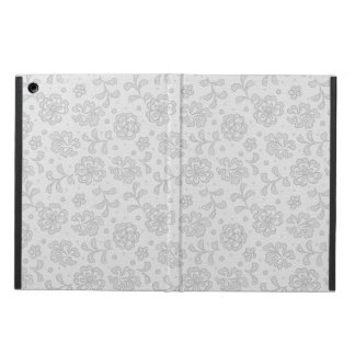 Lace pattern, flower vintage 1 cover for iPad air