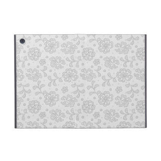 Lace pattern, flower vintage 1 covers for iPad mini