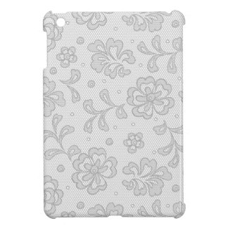 Lace pattern, flower vintage 1 iPad mini case