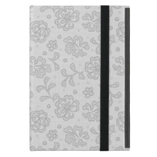 Lace pattern, flower vintage 1 iPad mini cover