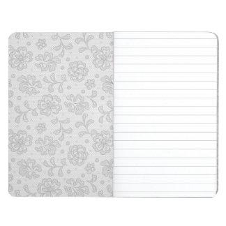 Lace pattern, flower vintage 1 journal