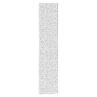 Lace pattern, flower vintage 1 short table runner