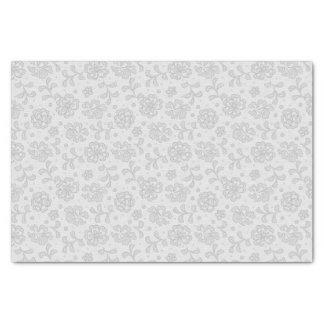Lace pattern, flower vintage 1 tissue paper