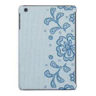 Lace pattern, flower vintage 2 iPad mini cover