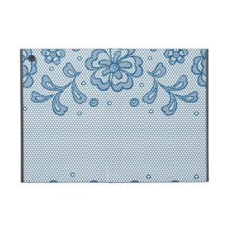 Lace pattern, flower vintage 2 case for iPad mini