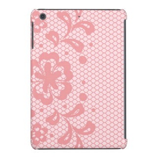 Lace pattern, flower vintage 3 iPad mini cover