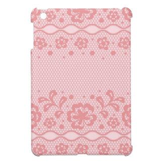 Lace pattern, flower vintage 3 iPad mini cases