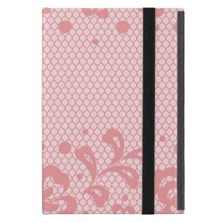 Lace pattern, flower vintage 3 iPad mini cover