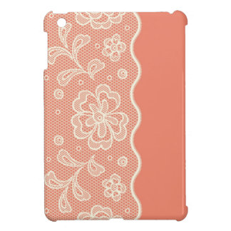Lace pattern, flower vintage 4 cover for the iPad mini