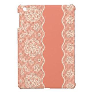 Lace pattern, flower vintage 4 iPad mini covers