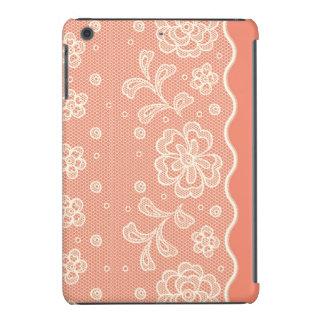 Lace pattern, flower vintage 4 iPad mini retina cover